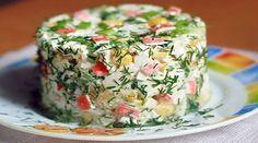 salata foarte gustoasa cu omleta