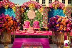Prashe Decor and Weddings » Traditional & Modern Indian Weddings: Mandaps, Backdrops, Event Lighting, Floral Design