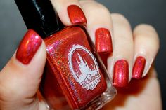 Swatch of July 2014 by Enchanted Polish by diamant sur l'ongle