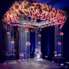 Most of the celebration inspiration that I post is for Mitzvahs but this Chuppah is so beautiful, I just had to share. Elegant Wedding, Floral Wedding, Dream Wedding, Amazing Weddings, Simple Weddings, Wedding Chuppah, Wedding Venues, Wedding Hall Decorations, Inspiration