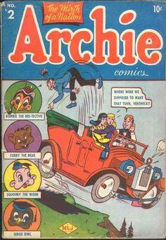 Nice vintage comic I would like to own!