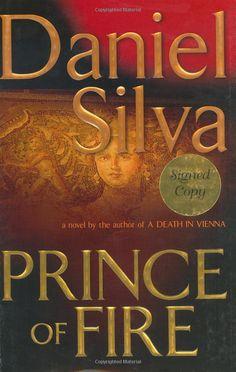 Amazon.com: Prince of Fire (Gabriel Allon Novels) (9780451215734): Daniel Silva: Books