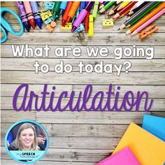 speech-language pathologist, articulation and language ideas, app reviews, visual supports for students with autism