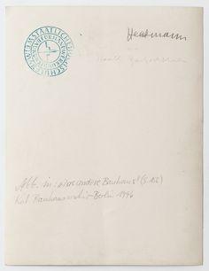 Los 127C613 - Anonymer Fotograf, 1926 -1930 Heckemann, Hedwig -> Auktion 127C - Text: deutsche Version
