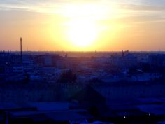 https://flic.kr/p/DKqvBT | Sonnenuntergang in Meknes/Marocco