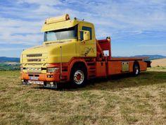 Scania 4X2 TORPEDO - PLATAFORMA