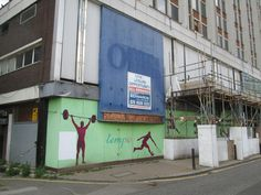 The site of The Greyhound Pub and later The Blue Orchid punk rock venue - ELO played their first gig here in 1972 Croydon London, England, Blue Orchids, Punk Rock, Memories, City, Memoirs, Souvenirs, Cities