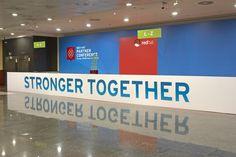 Red Hat Event 'Stronger Together' 2013 - http://www.centrodecongresosprincipefelipe.com/