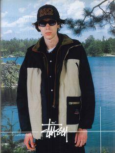 streetwear campaign The Face November 1997 Contributor - Superimpose Studio