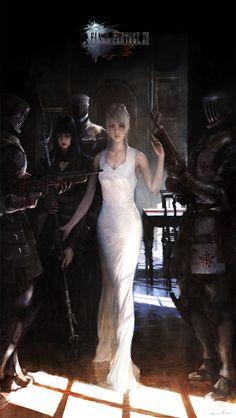 Final Fantasy XV : de somptueux Artworks et des détails sur les personnages - Actualités - jeuxvideo.com