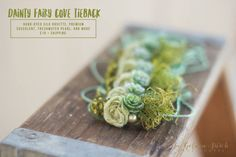 This listing is for one dainty green tieback photography prop. It features a premium faux dainty succulent, hand-dyed and carefully crafted rosette, freshwater pearl, dried florals and more on a dainty green base. This tieback is inspired by Pantones Color of the Year and will make a well-loved addition to your newborn and baby photography prop collection. ***These are photography props and to be used under adult supervision. Please do not leave baby unattended with products.***  Shipping…