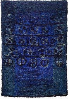 Aarteita omaksi • Treasures Rya Rug, Wool Rug, Rugs On Carpet, Mid-century Modern, Mid Century, Textiles, Image, Google, Wall
