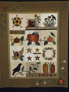 Simply Put Plus: Quilts from the Show, Cathy Washburn's Autumn Glory by Heart to Hand