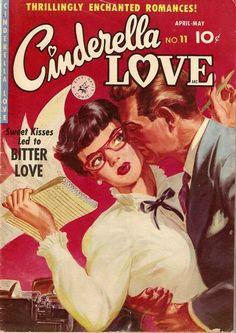 vintage romance novels