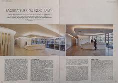 "Savviva, ""Facilitateurs du quotidien"", La Libre Essentielle IMMO. Real Estate Development, Coin"
