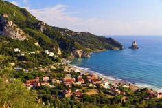 Top 5 cities in Europe to go for a Honeymoon Mykonos, Santorini, Romantic Destinations, Honeymoon Destinations, Corfu Town, Corfu Island, Corfu Greece, Greek Isles, Cities In Europe