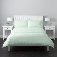 1000 images about our bedroom on pinterest fitted for Eau de nil bedroom ideas