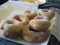 Recetas Thermomix. donuts
