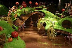 """Chocolate room """"We are the music makers and we are the dreamers of dreams..."""""""