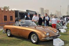 1965 Lamborghini 350 GTS Spider