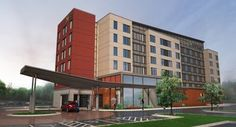 Hyatt Place Ann Arbor is a great place for your out of town guests!