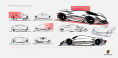 Porsche Fuel-Cell Vehicle Exterior Design 8