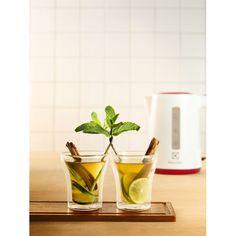 Green tea from Electrolux Love range.