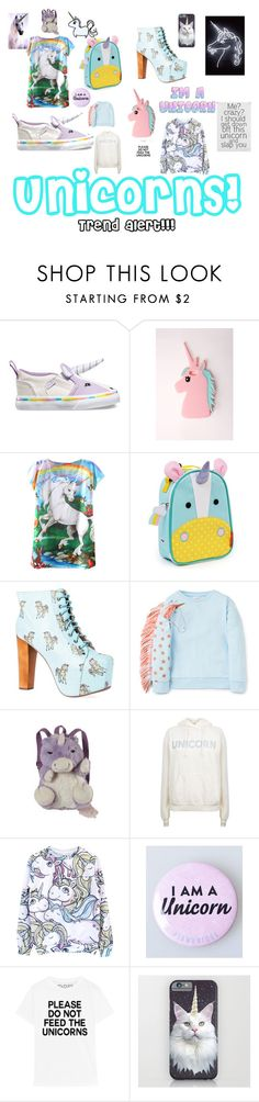 """"""""""" by tabitha-bilyeu ❤ liked on Polyvore featuring Vans, Missguided, Skip Hop, Jeffrey Campbell, Pillow Pets and Wildfox"""