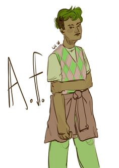 Alex Fierro is badass af Alex Fierro, Brooklyn House, Team Leo, Magnus Chase, Rick Riordan Books, Uncle Rick, Heroes Of Olympus, Book Characters, Character Illustration