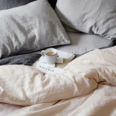 Cultiver linen is the softest linen in the most perfect colour palette! Our second drop is arriving mid-late June + pre-order is available now! Pre-order now at www.letliv.co.nz/collections/cultiver #LETLIV #cultiverlinen #blush #smokegrey #charcoal #white #linen #frenchlinen