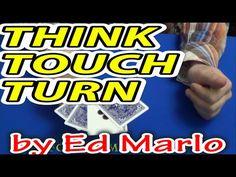 AMAZING MAGIC TRICK. Card MAGIC TRICKS Tutorial 2016.Magic CARD TRICKS T... Magic Tricks Tutorial, Magic Card Tricks, Card Tricks For Beginners, Amazing Magic Tricks, Hocus Pocus, Cards, Maps, Playing Cards