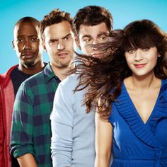 New Girl (Sitcom). This is quite possibly my favorite new show. Very funny.