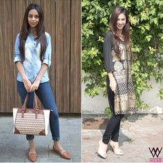 We have two NEW blog posts up today ft. @LavieWorld & @HyperCityIndia! Check them out (link in bio) #HyperAutumnFashion
