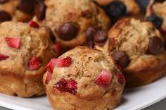 These Banana Bread Mini Muffins Are Literally Too Cute
