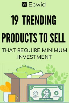 19 Trending Product Ideas that Require Minimal Investment: Updated for 2019 Do you need help discovering products to sell online for your e-commerce store? We provide you with 10 trending products to add to your shopping cart that won't break the bank. Work From Home Jobs, Make Money From Home, Way To Make Money, How To Make, How To Create Website, Money Fast, Make Money Blogging, Make Money Online, Blogging Ideas