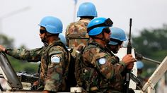 UN flag no longer offers 'natural protection' to peacekeepers Lieutenant General, Modern Warfare, Troops, Soldiers, United Nations, Vulnerability, A Team, Africa