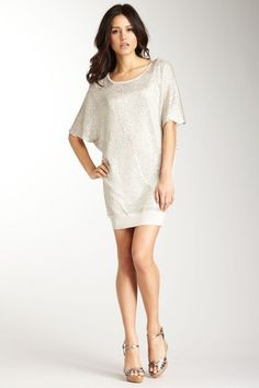 Matty M Sequined tunic dress Love It!