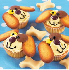 Party Frosting: Dog/Puppy Party Theme Ideas/Inspiration