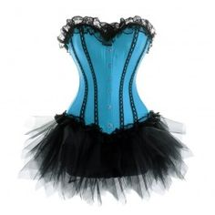 Corset costume idea. - for my bachlorette party