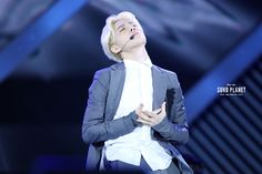 140607 EXO @ Dream Concert 2014 - Suho