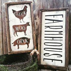 Farmhouse Sign  Farmhouse Decor  Cottage Kitchen  by ThreeArrowsCo