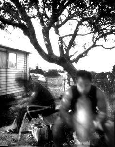 Blurry exposure