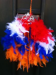 Queensday wreath