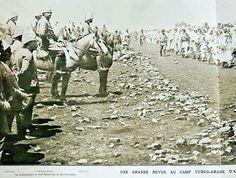Gazi Mustafa Kemal Atatürk ve Enver Paşa, Müslümanlar için Libya'ya gönüllü gitmişti.