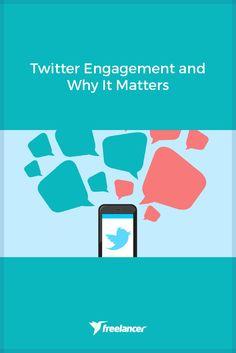 Twitter Engagement and Why It Matters  #brandmarketing #branding #smallbusiness #entrepreneurship #startup #marketing #socialmedia #socialmediamarketing  #freelancer #freelancing #twitter #twittermarketing
