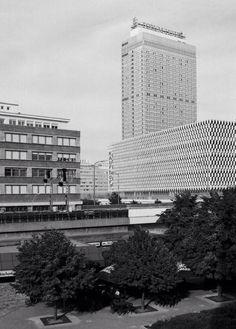 Berlin | Mitte. Karl-Liebknecht-Strasse, 1990's