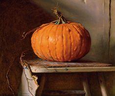 Nelson Shanks: Pumpkin — Bucks County Artists — James A.