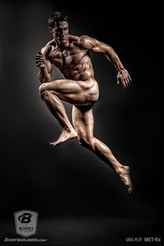 GREG PLITT    Greg Plitt is a MET-Rx athlete, former Army Ranger, and the world's top male fitness model.