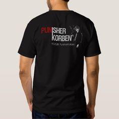 Punisher Korben (YOUTUBE Channel Brand) Shirt