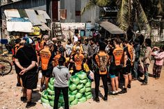 "Day 8 - ""The Finish Line""  After a very long journey, we woke up on day 8 eagerly anticipating our final destination of Feeding Dreams Cambodia. What the group didn't realise, was that there was more in store for this particular day."
